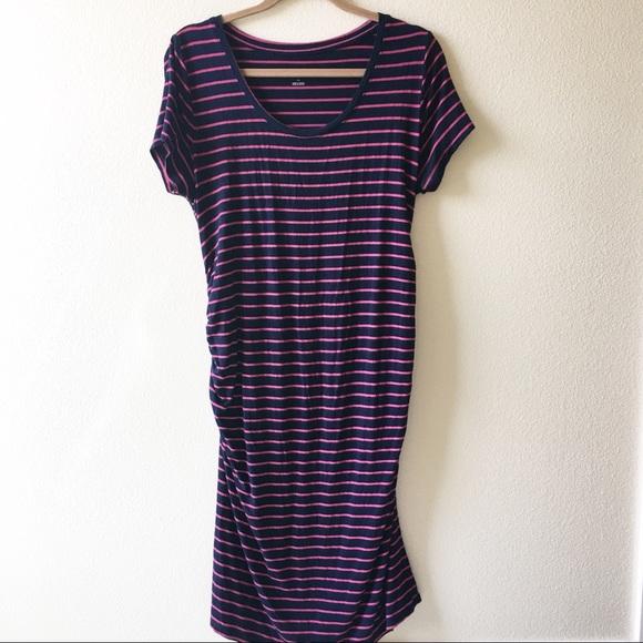 3e6be6bf62de0 Liz Lange for Target Dresses | Liz Lange Maternity Striped T Shirt ...